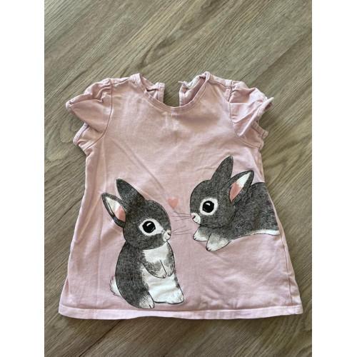 T-Shirt für Mädchen Gr. 86