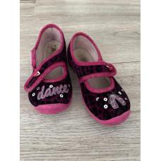 Schuhe Hausschuhe Elefanten Gr. 25