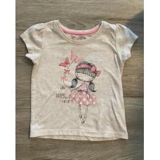 T-Shirt Mädchen Gr. 86