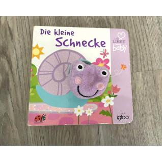 Baby Buch Pappbilderbuch Fingerpuppen Buch