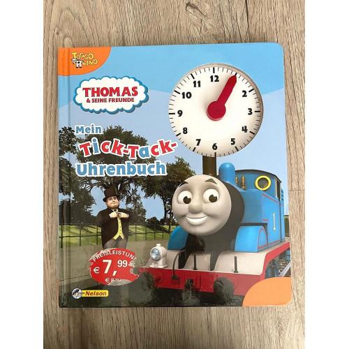 Buch Thomas Die Lokomotive Uhrenbuch
