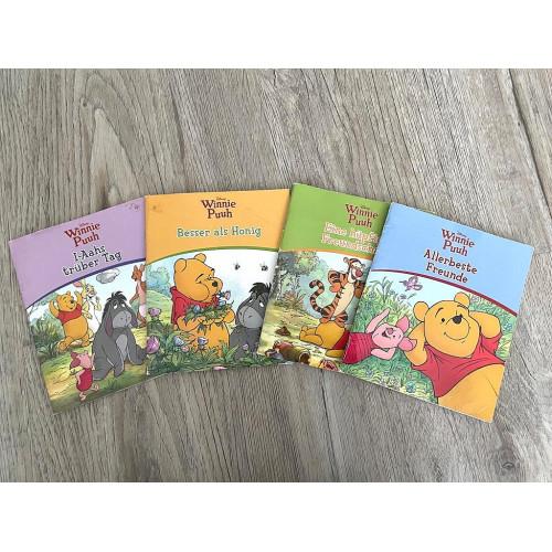 Pixie Bücher Winnie Pooh Disney Set 4 Stück