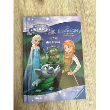 Die Eiskönigin Buch für Leseanfänger