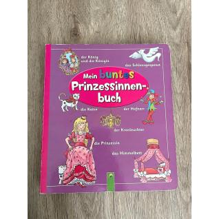 Buch Prinzessinnen Bilderbuch