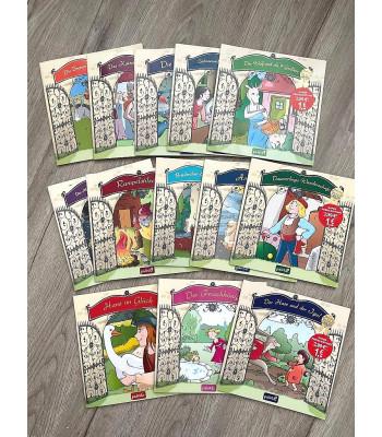 Kinderbücher Set Märchen 13 Stück