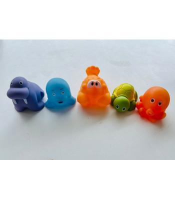 Badetiere Badespielzeug Wasserspielzeug