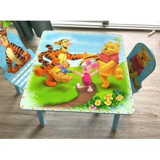 Kinder Tisch und 2 Stühle gratis abzugeben