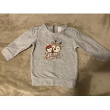 Pullover Mädchen, Pulli Gr. 80