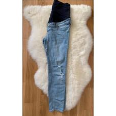 Umstands Jeans, Umstandshose, Jeans für Schwangere Gr. S 36