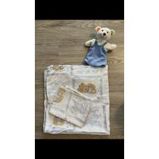 Bezug und Decke für Babystubenwagen
