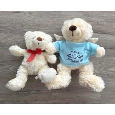 Teddybär Kuscheltier Set Schutzengel