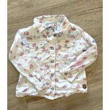 Bluse Hemd Mädchen Gr. 92-98 s. Oliver