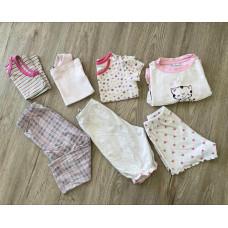 Pyjama Set Shorty Gr. 86 92