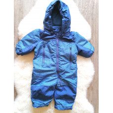 Schneeanzug Schneeoverall Baby Gr. 62-68