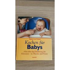 Kochbuch , Kochen für Babys