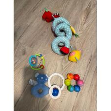 Baby Spielzeug Set , Rassel