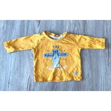 Baby Langarmshirt Gr. 50-56
