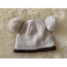 Wintermütze für Neugeborene Gr.50