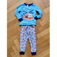 Langarm Pyjama