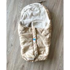 Fußsack für Kinderwagen, Babyschale Maxi Cosi