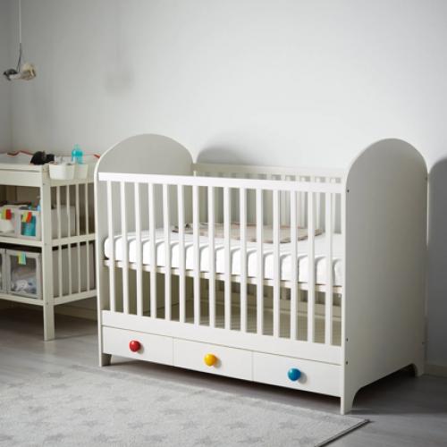 Gonatt Ikea Babybett
