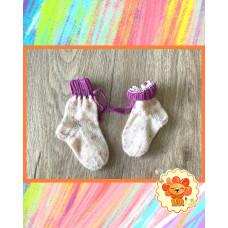 Socken, Stricksocken Gr. 56-62 Mädchen Flohmarkt