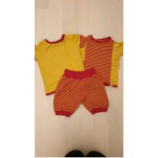 T Shirts und Hose Gr 98 - handmade