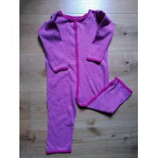 Pyjama-Party (3er-Set, mit Biobaumwolle)