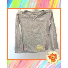 Langarmunterhemd Mädchen Gr. 114 Flohmarkt