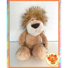 Kuscheltier Löwe Nici Spielzeug Flohmarkt
