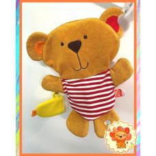 Waschlappen Teddybär Flohmarkt