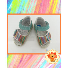 Schuhe Leder Sandalen Gr. 21 Neu Flohmarkt