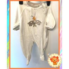 Baby Strampler Schlafanzug Gr. 68 Flohmarkt
