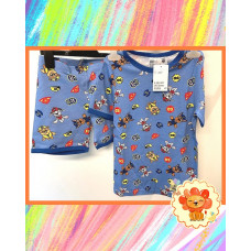 Schlafanzug Shorty Pyjama Paw Patrol sGr. 134-140 Neu Flohmarkt
