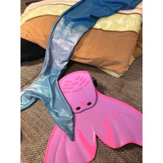 Schwanzflosse Meerjungfrau