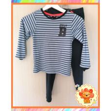 Pyjama Schlafanzug für Jungs Gr. 110-116  Flohmarkt
