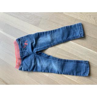 Jeans mit süssen Details