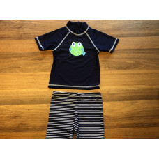 UV Badeset Hose & Shirt Pufferfish