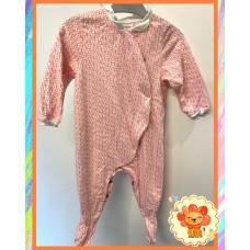 Pyjama Schlafanzug Gr. 68-74 Mädchen Flohmarkt