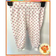 Hose Pyjamahose Gr. 68 Mädchen Flohmarkt