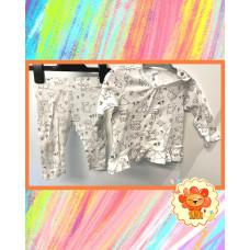 Pyjama Schlafanzug Gr. 68 Mädchen Flohmarkt